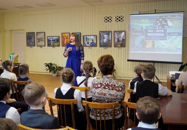 Выступление О.В.Батуевой
