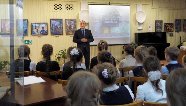Выступление Д.В.Карлагачева