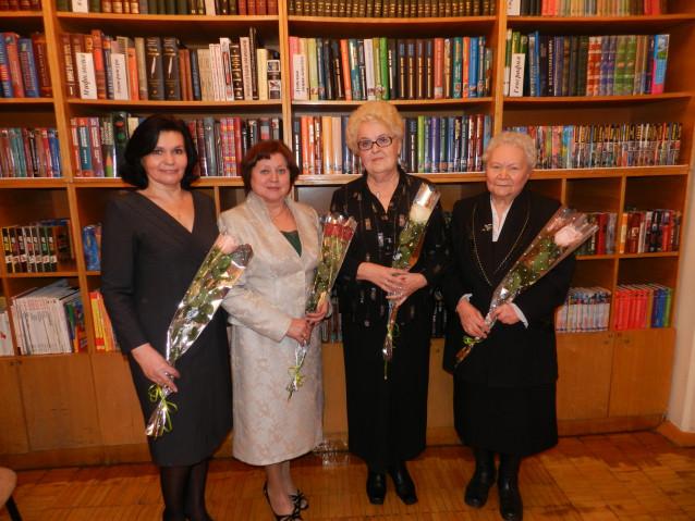 4 поколения директоров ОНТБ
