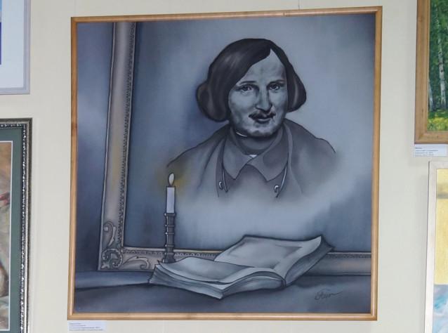 Портрет Н. Гоголя