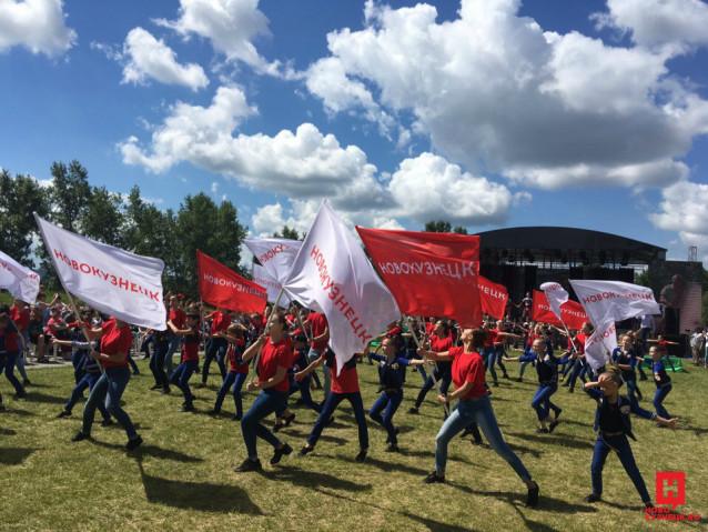 6 июля 2019. Кузнецкая крепость. Открытие празднования Дня города