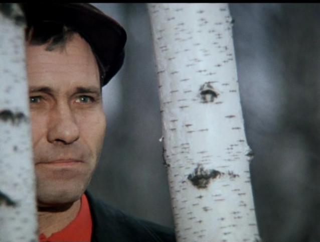 Кадр из фильма `Калина красная'