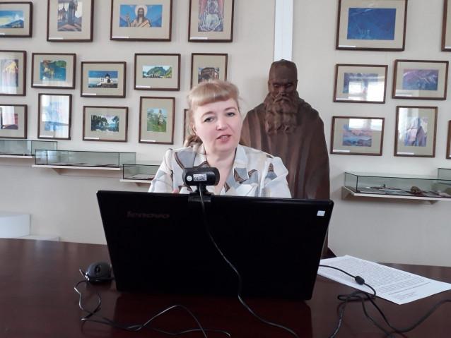 Выступление Е.С.Кулаковой