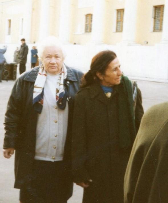 Шапошникова Л.В. 1998 г