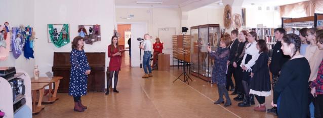 1 Открытие выставки