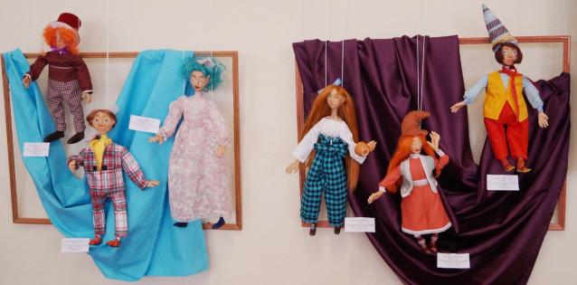 10 Куклы