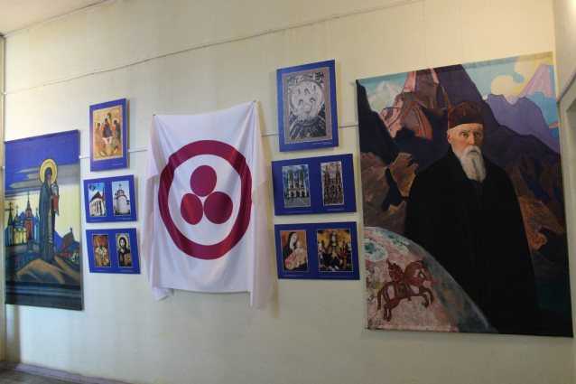 6 Открытие выставки