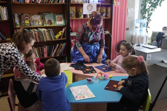 Библионочь-2021 в Центральной детской библиотеке (0+)