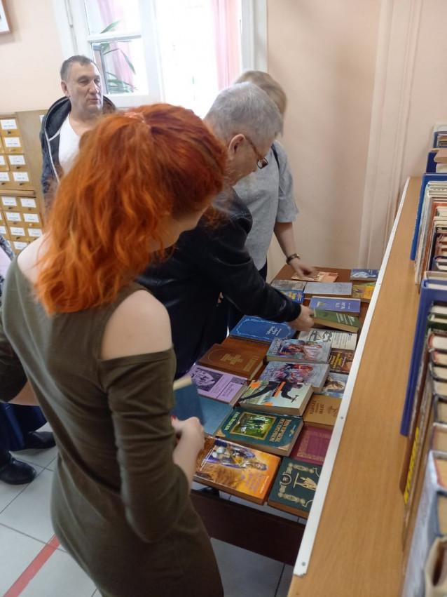 10 Библиотека Кузнецкая