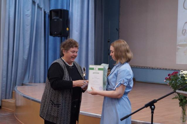 1 Победитель в номинации Мастера поэзии