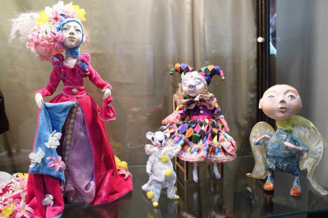 6 Куклы